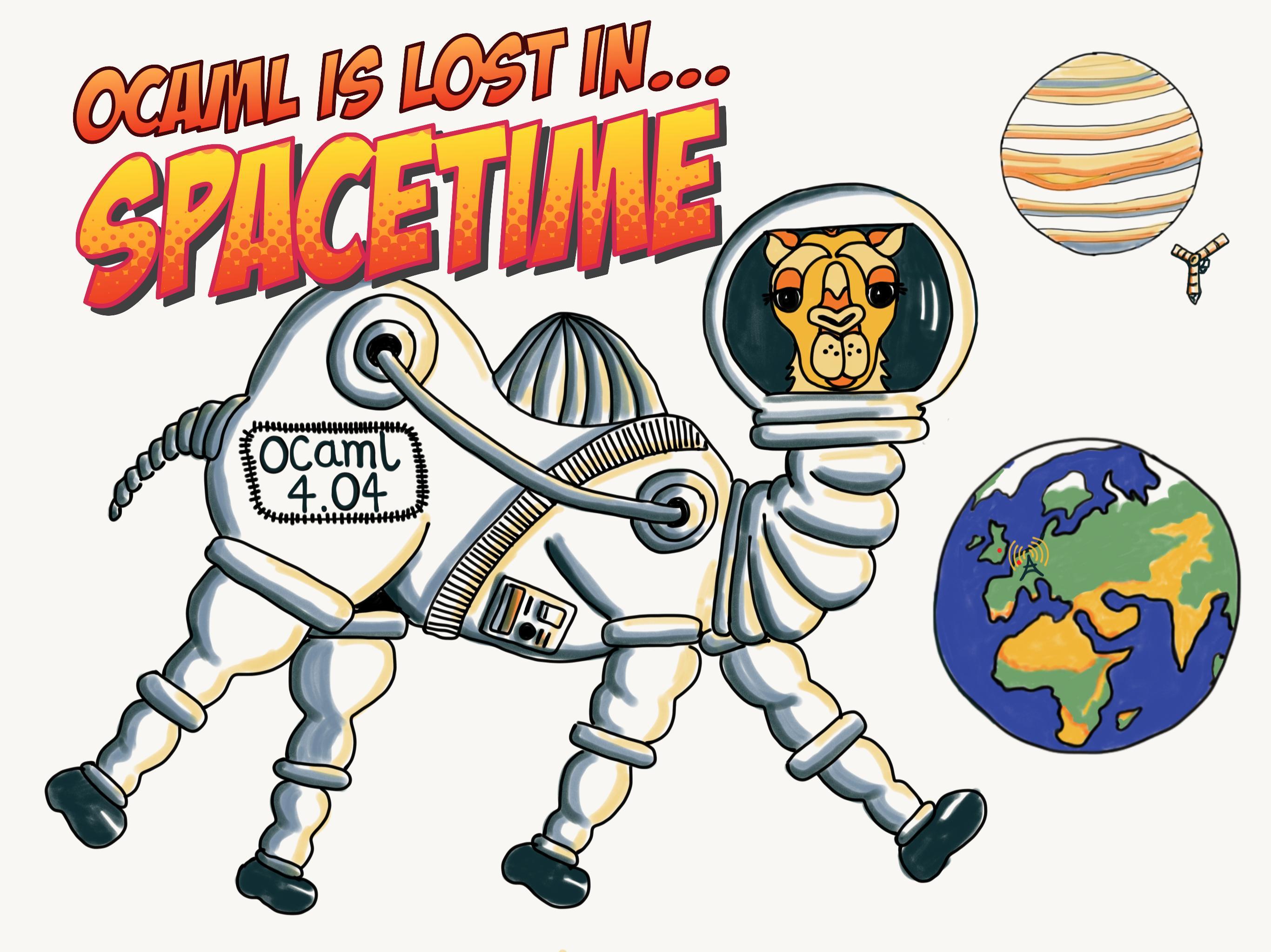 Jane Street Tech Blog - A brief trip through Spacetime