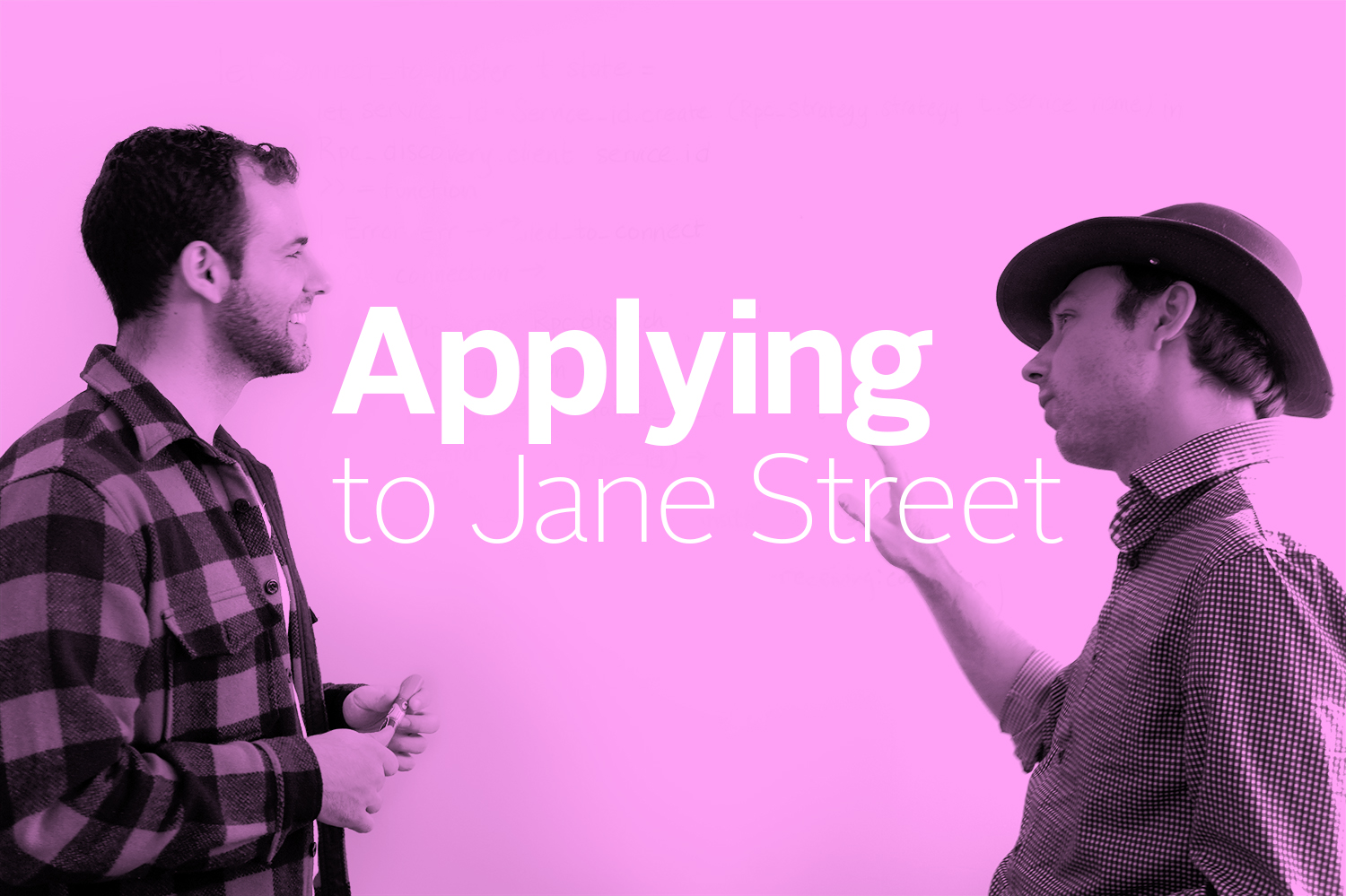 Jane Street Tech Blog - What the interns have wrought, 2019